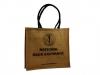 Jute Bag Medium Cotton Web Handle